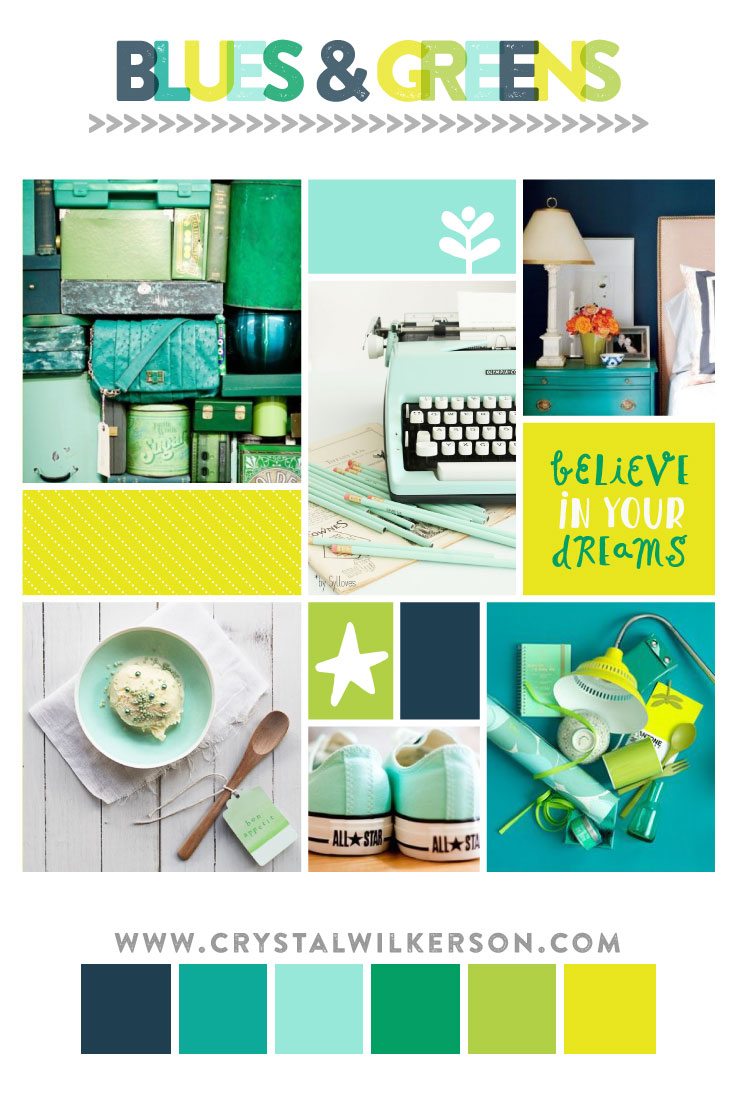 Mood Board Monday – Edition #1