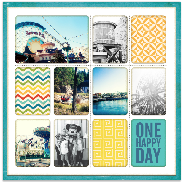 A Layout a Day in the Month of May – Day 23
